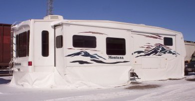 Recreational Vehicle Covers